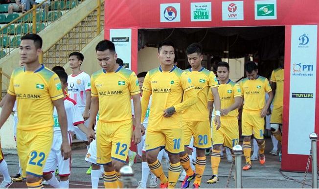 Trực tiếp bóng đá SHB Đà Nẵng vs SLNA (17h00, 11/5) trên kênh nào?