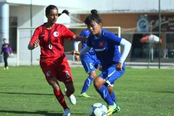Lịch thi đấu tranh hạng 3 U16 nữ Đông Nam Á 2018: Việt Nam vs Lào