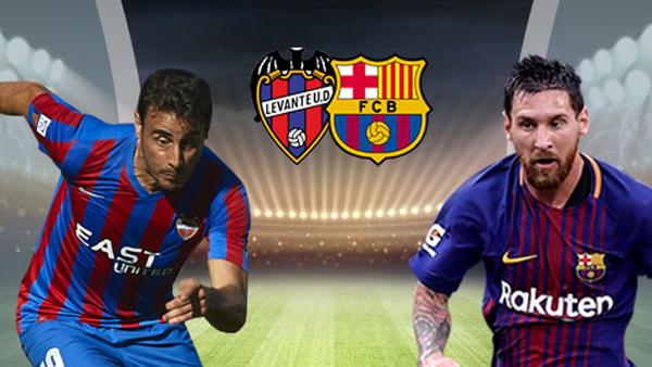 Nhận định Levante vs Barcelona, 01h45 ngày 14/5