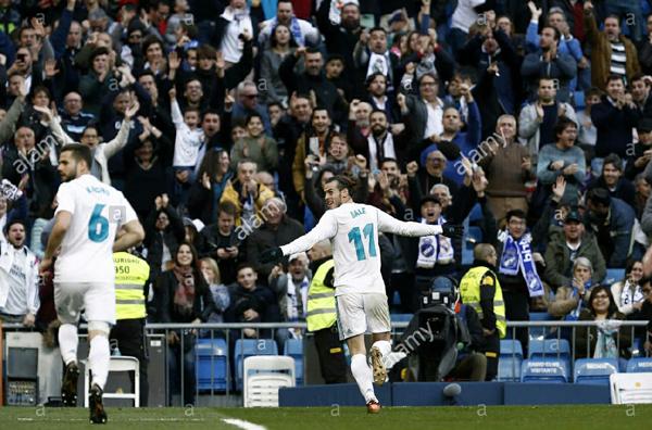 Kết quả bóng đá La Liga hôm nay (13/5): Real Madrid 6-0 Celta Vigo