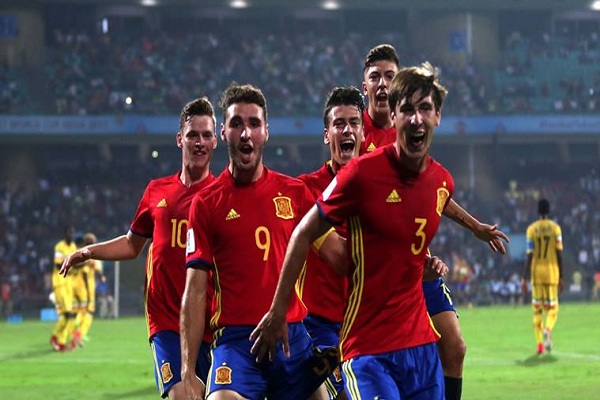 Nhận định U17 Bỉ vs U17 Tây Ban Nha, 19h00 ngày 14/5