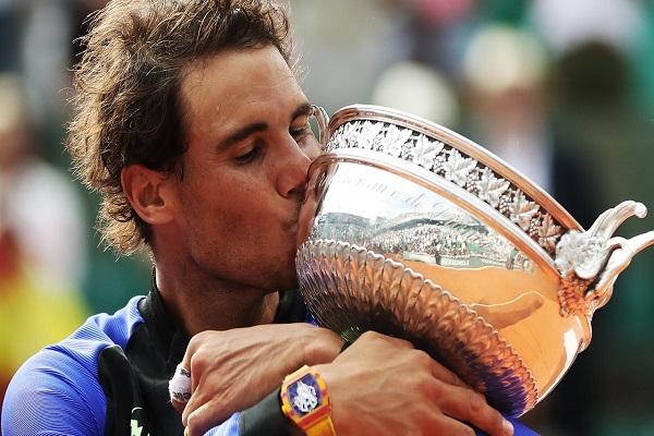 Lịch thi đấu tennis giải Pháp mở rộng Roland Garros 2018