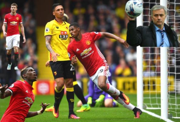 Kết quả bóng đá vòng cuối Ngoại hạng Anh: MU 1-0 Watford