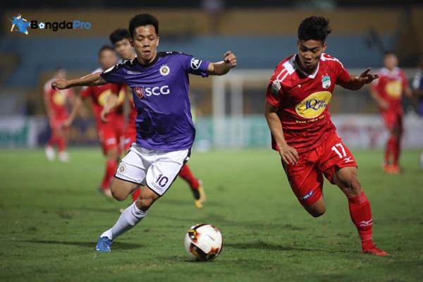 Lịch phát sóng lượt về tứ kết Cúp Quốc gia 2018: Hà Nội FC vs HAGL
