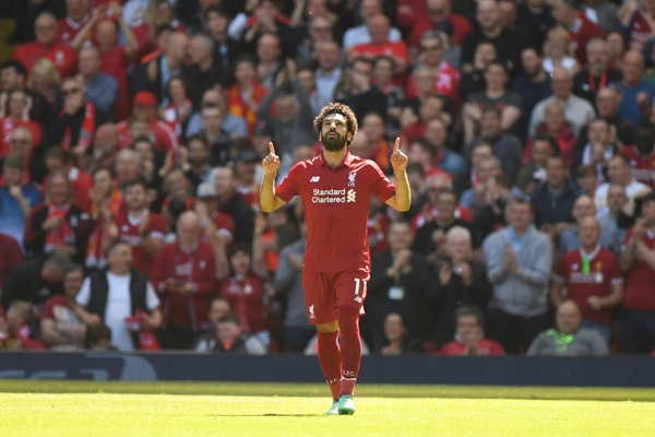 Ngoài Vua phá lưới Ngoại hạng Anh, Mohamed Salah còn giành thêm… 34 danh hiệu khác