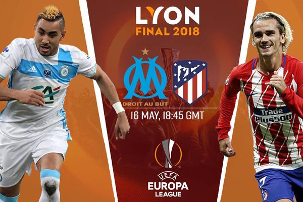 Nhận định bóng đá Marseille vs Atletico Madrid, 01h45 ngày 17/5