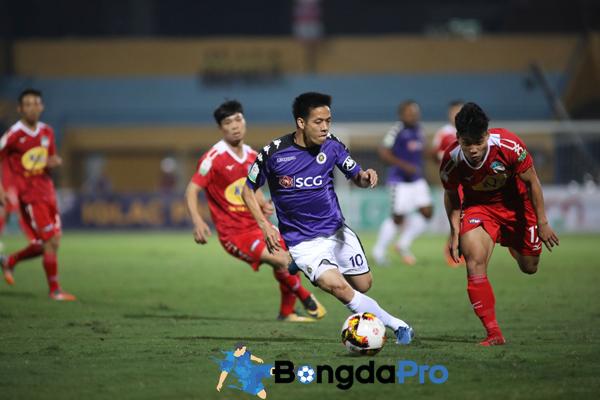 Kênh chiếu trực tiếp tứ kết lượt về cúp Quốc gia 2018: Hà Nội FC vs HAGL