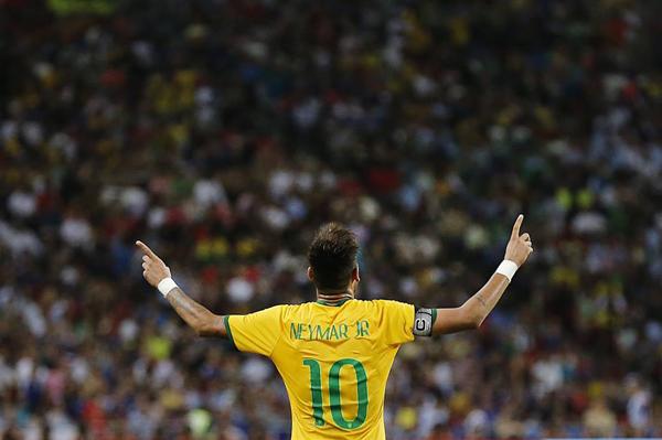 ĐT Brazil chốt danh sách dự World Cup 2018 sớm chưa từng thấy, Neymar có mặt