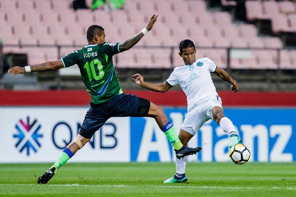 Kết quả Jeonbuk Motors 2-0 Buriram United: Đại diện của Thái Lan bị loại khỏi Cúp C1 châu Á