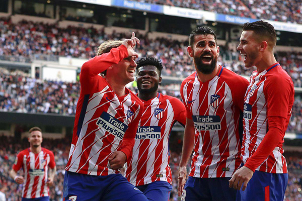 Lịch thi đấu bóng đá Cúp C2 châu Âu hôm nay (16/5): Chung kết Marseille vs Atletico Madrid