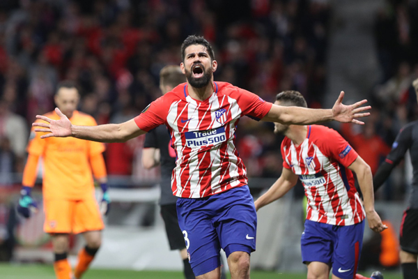 Xem trực tiếp Marseille vs Atletico Madrid (1h45 ngày 17/5) trên kênh nào?
