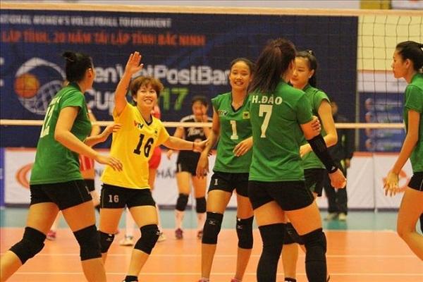 Lịch thi đấu bóng chuyền VTV Bình Điền 2018 hôm nay 16/5: VTV Bình Điền Long An vs Thông tin Lienvietpostbank
