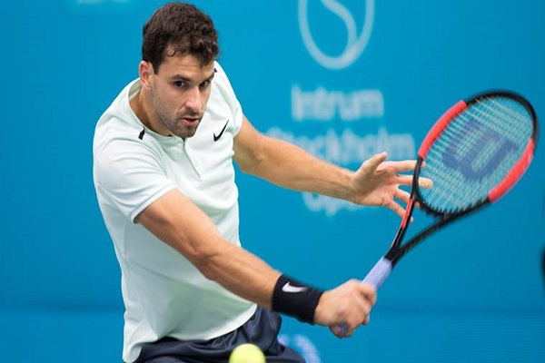 Trực tiếp Dimitrov vs Nishikori (Rome Masters 2018) ở đâu?