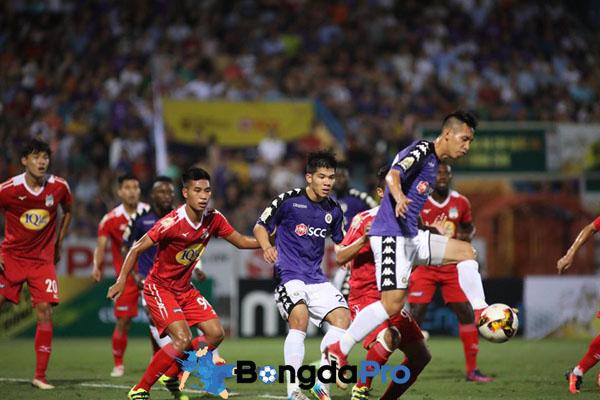 Lịch thi đấu và phát sóng trực tiếp bán kết cúp Quốc gia Việt Nam 2018: SLNA vs FLC Thanh Hóa