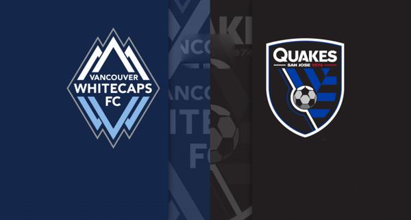 Nhận định bóng đá Vancouver Whitecaps vs San Jose Earthquakes, 09h30 ngày 17/5