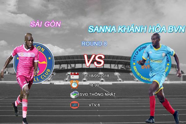Nhận định Sài Gòn vs Sanna Khánh Hòa, 18h00 ngày 18/5