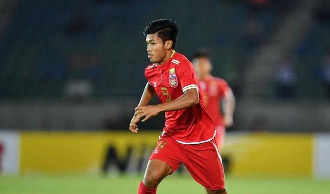 Myanmar bất ngờ gạch tên cầu thủ hay nhất khỏi kế hoạch AFF Cup 2018