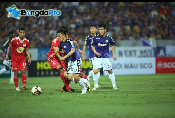 Kết quả Nam Định vs Hà Nội (FT 0-2): Chiến thắng dễ dàng