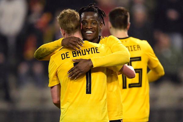 Danh sách sơ bộ cầu thủ ĐT Bỉ dự World Cup 2018: Vắng 'máy quét' Nainggolan