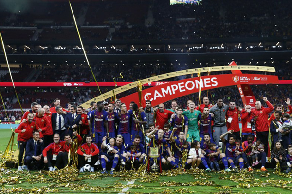 Kết quả bóng đá La Liga hôm nay 21/5: Barcelona 1-0 Real Sociedad