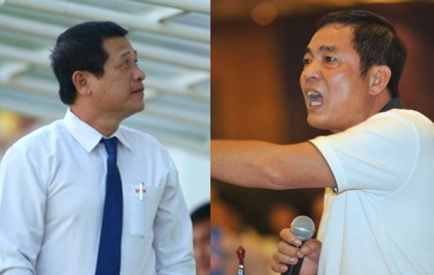 Phó ban trọng tài Dương Văn Hiền tiết lộ sốc về đoạn băng ghi âm ông Hùng 'bói cá'