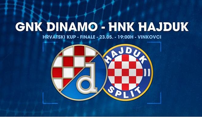 Nhận định Dinamo Zagreb vs Hajduk Split, 00h00 ngày 24/5