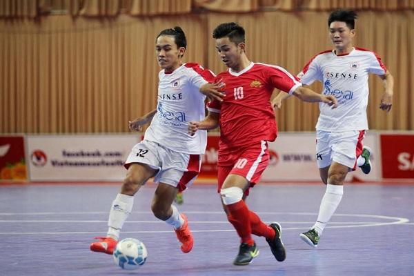 Trực tiếp Futsal Sanna Khánh Hòa vs Tân Hiệp Hưng, 12h30 ngày 23/5