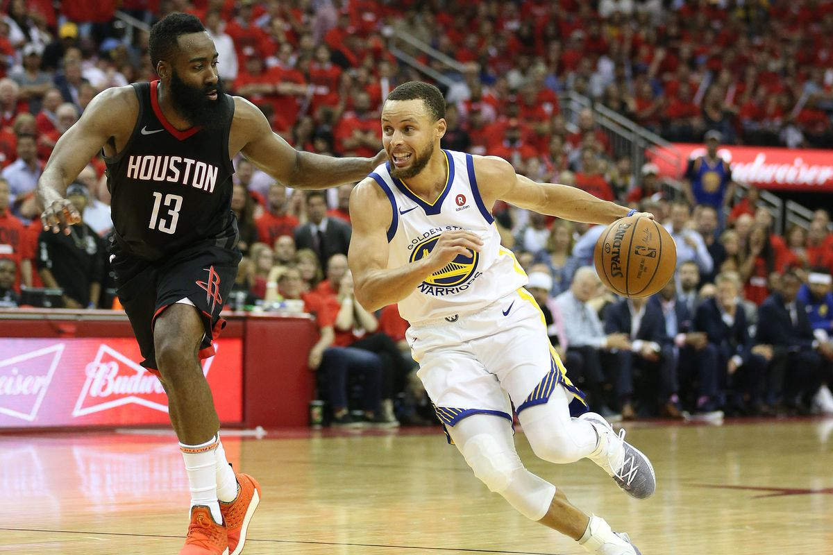 Trực tiếp Houston Rockets vs Golden State Warriors Game 5, 8h00 ngày 25/5