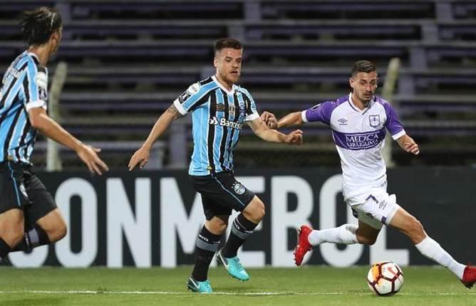 Kết quả bóng đá hôm nay (24/5): Gremio vs Defensor (FT: 1-0)