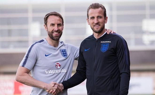 Harry Kane hứng đủ 'gạch đá' khi trở thành đội trưởng tuyển Anh tại World Cup 2018