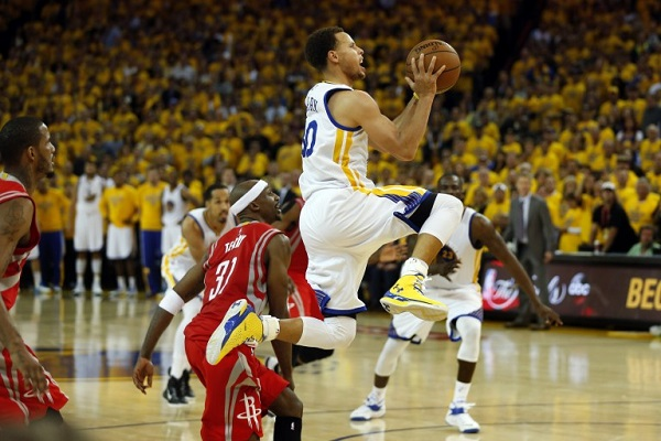 Trực tiếp Golden State Warriors vs Houston Rockets Game 6, 8h00 ngày 27/5