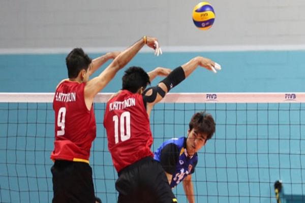 Trực tiếp bóng chuyền hôm nay (25/5): Việt Nam vs Myanmar