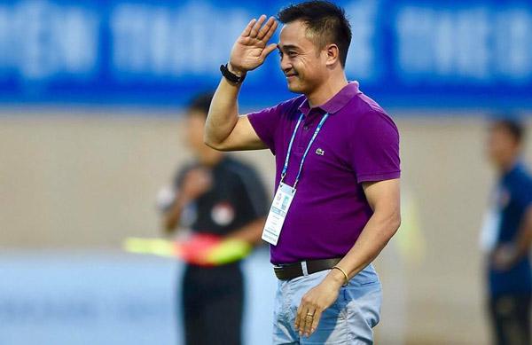 HLV Nguyễn Đức Thắng giấu kỹ 'bài vở' trước trận Hà Nội FC vs FLC Thanh Hóa