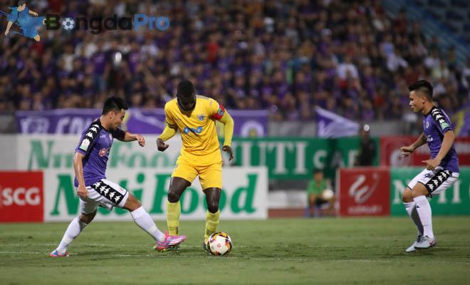 Xem lại Video bàn thắng Hà Nội FC vs FLC Thanh Hóa, vòng 9 V-League 2018