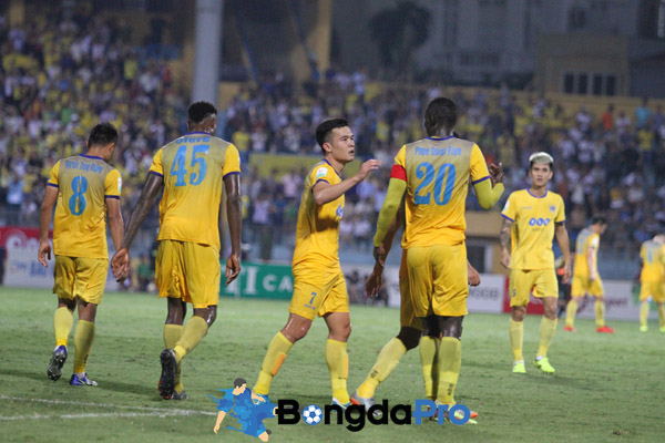Lịch thi đấu và phát sóng trực tiếp vòng 10 V.League 2018 (29 - 30/5): FLC Thanh Hóa vs HAGL