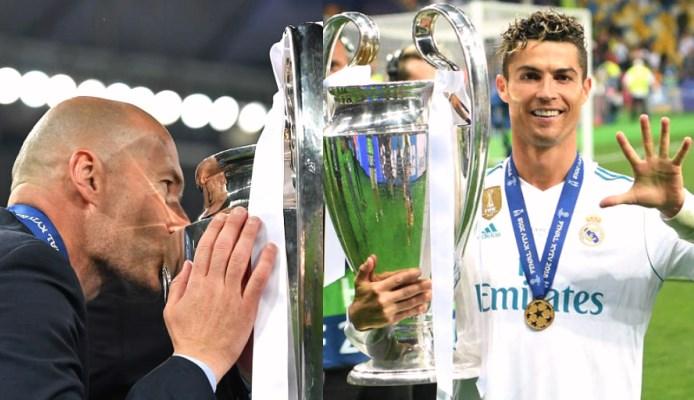 Ronaldo: 'Champions League nên đổi tên thành CR7 Champions League'