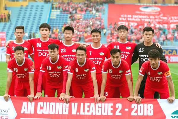 Kết quả Viettel vs Đắk Lắk (FT 2-0): Trở lại ngôi đầu