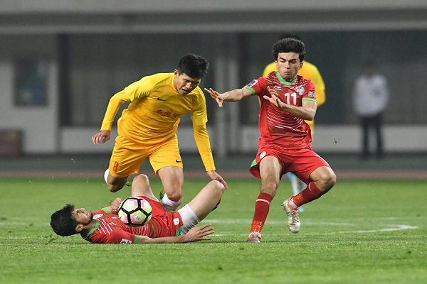 Trực tiếp U21 Trung Quốc vs U21 Qatar, 22h00 ngày 29/5