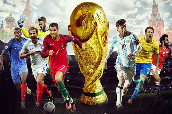 Bản quyền World Cup 2018 thuộc về K+?
