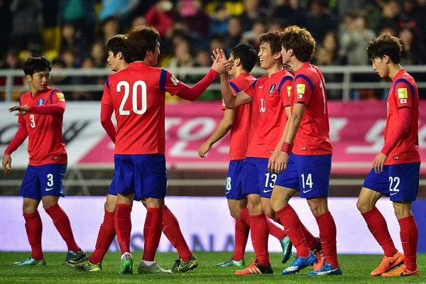 Kết quả Hàn Quốc 2-0 Honduras, giao hữu trước World Cup 2018
