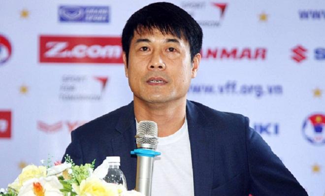 HLV Hữu Thắng đặt mục tiêu mới cho TP HCM ở V-League 2018
