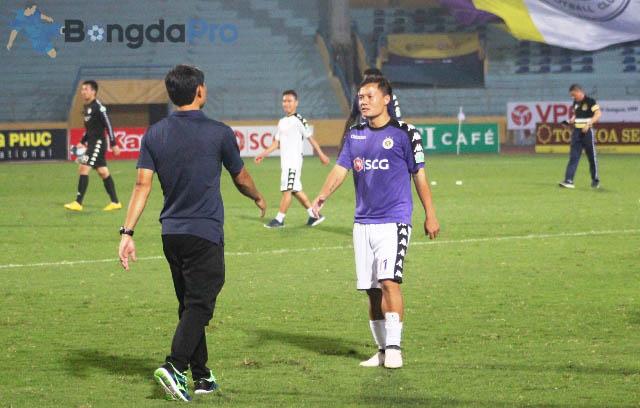 Đón hảo thủ, Hà Nội FC sẵn sàng đại chiến với SLNA ở vòng 10 V-League 2018