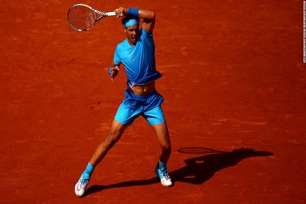 Xem trực tiếp Pháp mở rộng Roland Garros hôm nay (28/5) ở đâu?
