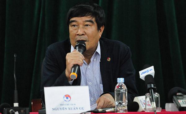 Ông Nguyễn Xuân Gụ buông lời gan ruột sau khi chia tay VFF
