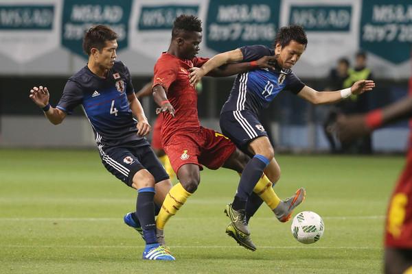Nhận định Nhật Bản vs Ghana, 17h25 ngày 30/5 (Giao Hữu)
