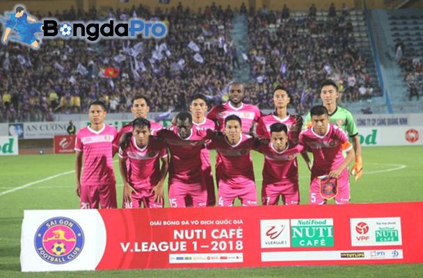 Kết quả vòng 10 V-League 2018 hôm nay 29/5: Bình Dương vs Sài Gòn FC (FT: 5-1)