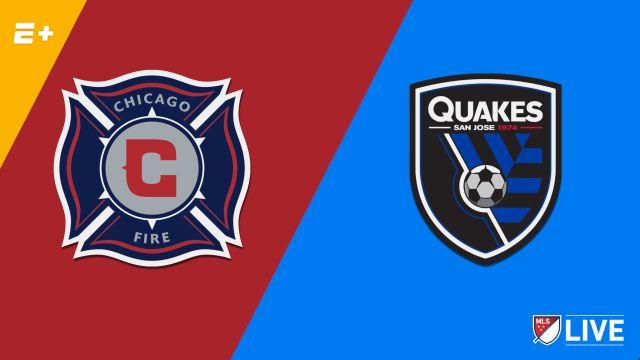 Nhận định bóng đá Chicago Fire vs San Jose, 07h30 ngày 03/6
