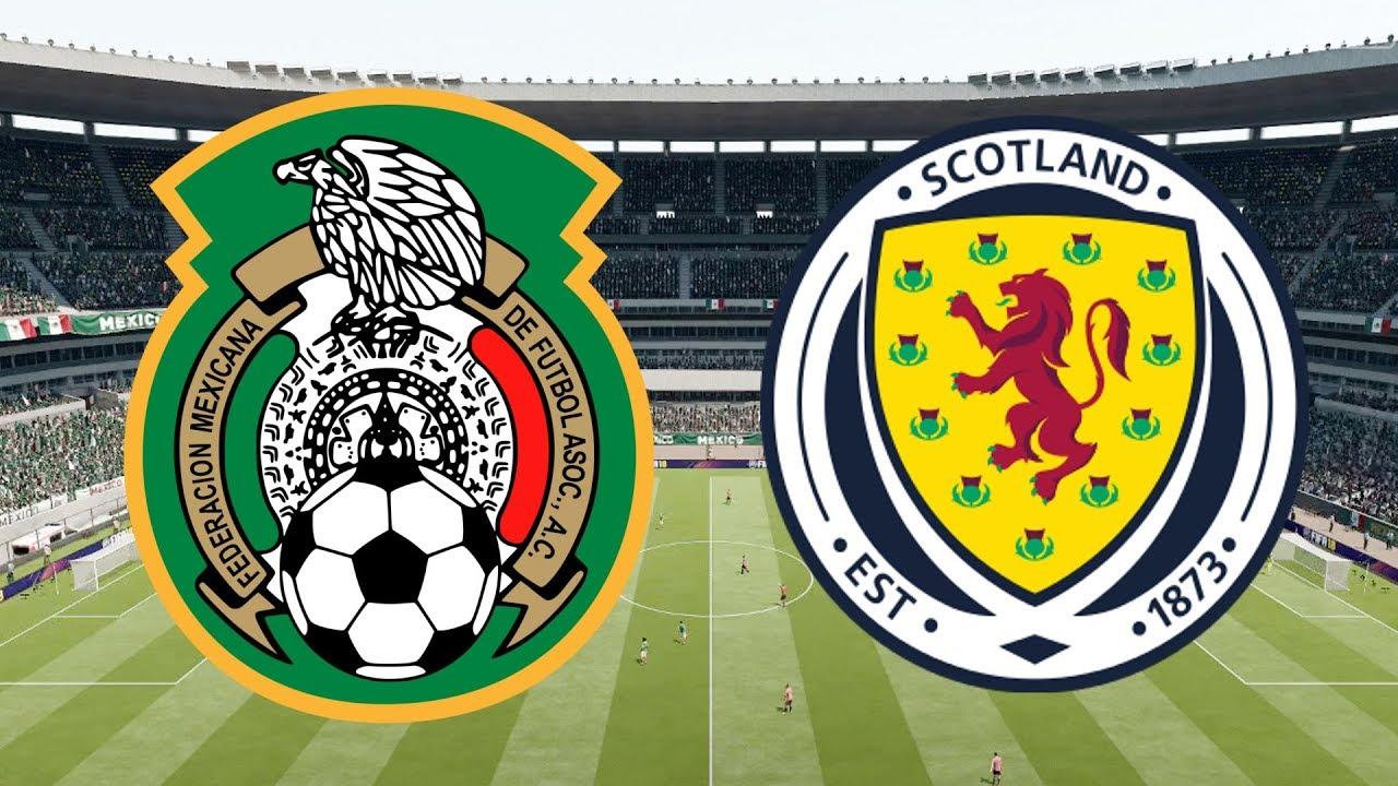 Nhận định Mexico vs Scotland, 07h00 ngày 03/6