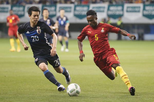 Kết quả Nhật Bản vs Ghana: Thất bại khó tin