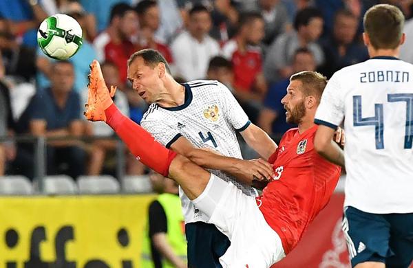 Kết quả bóng đá hôm nay 31/5: Áo 1-0 Nga